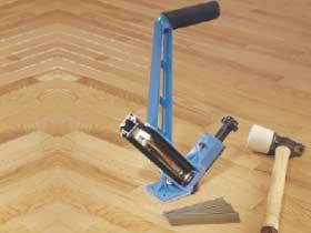 H330 Manual Hardwood Floor Nailer