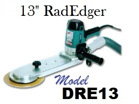13″ Rad Edger