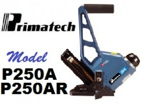 250A & 250AR Nailers & Staplers
