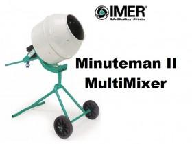 Imer Minuteman II Mixer