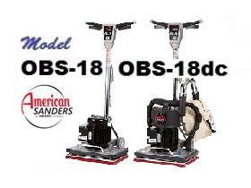 Clarke American Obs 18dc Orbital Floor Sander Carpet