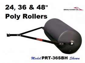 Brinly Poly Lawn Rollers