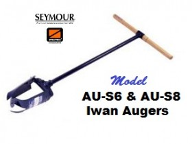 6 & 8″ Iwan Augers