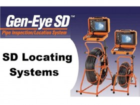 Gen-Eye SD™ Systems For 1½ to 12″ lines
