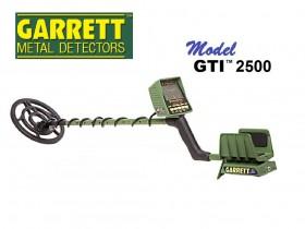 GTI™2500 Metal Detector