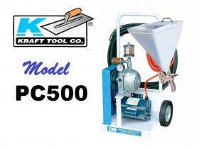 PC500 Texture Machine