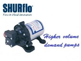 Shurflo 2088 model pumps