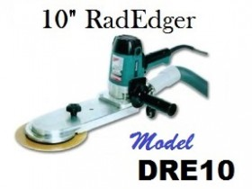 10″ Rad Edger