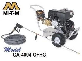 CA Aluminum Series 4000 PSI Washer