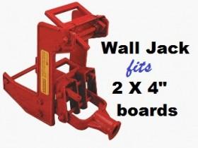 2 X 4 Wall Jack