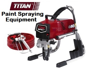 Titan Paint Sprayers