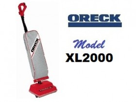 XL2000 Upright Vacuum