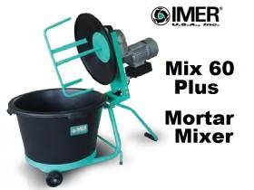 Mix 60 Plus Mixer