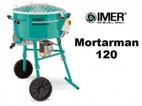 Mortarman 120 Mixer