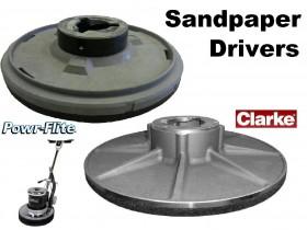 Sandpaper Hardplates