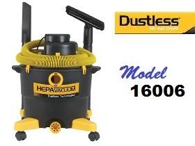Wet/Dry HEPA Vacuum