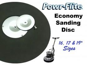 Rubber-Backed Sandpaper Hardplate